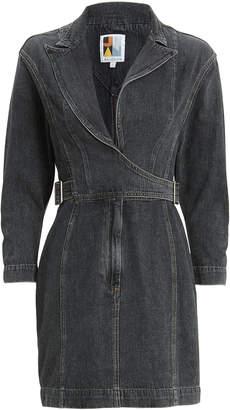 Atelier Jean Gia Wrap Dress