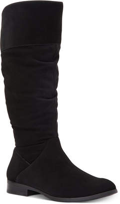 Style&Co. Style & Co Kelimae Scrunched Boots, Created For Macy's Women's Shoes