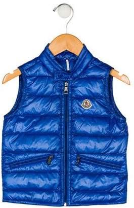 Moncler Boys' Padded Vest