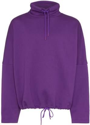 Martine Rose drawstring-neck sweatshirt