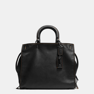 COACH Coach Rogue Bag 36 In Glovetanned Pebble Leather $995 thestylecure.com