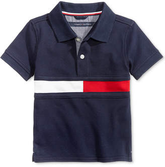 Tommy Hilfiger Flag Polo Shirt, Baby Boys (0-24 months) $24.50 thestylecure.com