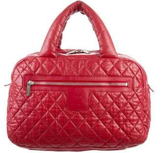 Chanel Coco Cocoon Bowler Bag