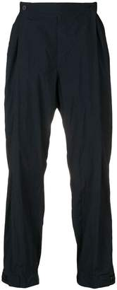 Issey Miyake elasticated trousers