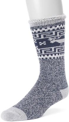 Muk Luks Men's Thermal Socks
