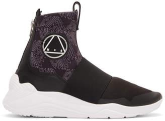 McQ Black Hikaru Sneakers