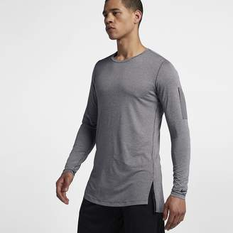 Nike Dri-FIT Men's Utility Long-Sleeve Training Top
