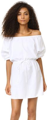 MLM LABEL Cold Shoulder Dress $150 thestylecure.com