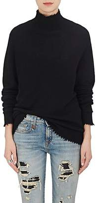 R 13 Women's Cashmere Oversized Turtleneck Sweater