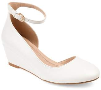 Brinley Co. Women's Comfort Wedge Pumps