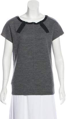 J Brand Wool Jersey Top