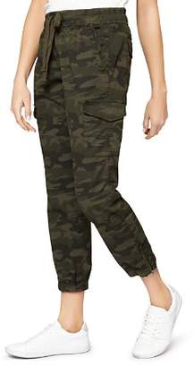 Sanctuary Camo Cargo Jogger Pants