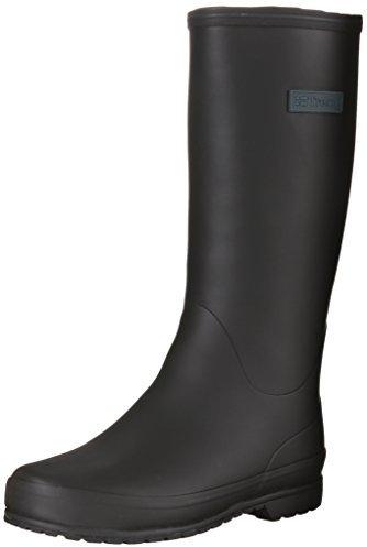 Tretorn Women's Kelly Rain Boot, Black, 38 EU/7 B US