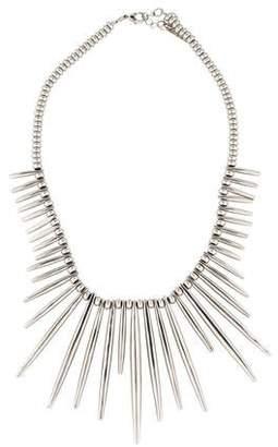 Rachel Zoe Spike Collar Necklace
