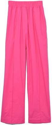 Odeeh Cropped Pants in Neon Pink