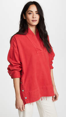 Rachel Comey Pitch Popover Top