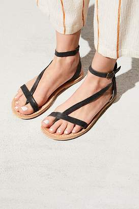 Faryl Robin Ravine Distressed Sandal