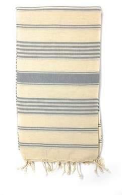 Highland Dunes Striped Pestemal Luxury Beach Towel