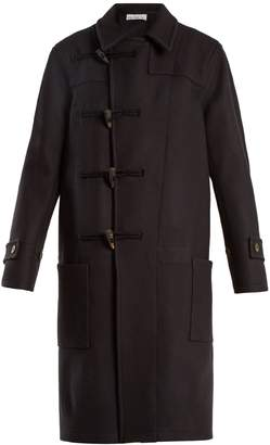Raey Double-breasted wool duffle coat