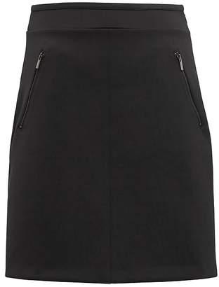 Banana Republic Life In Motion Wrinkle-Resistant Neoprene Skirt