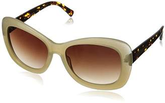 Elie Tahari Women's EL111 Cateye Sunglasses