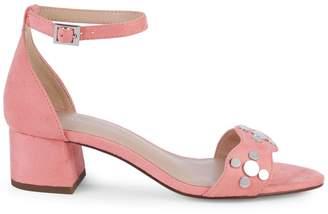 BCBGeneration Fifi Studded Block Heel Sandals