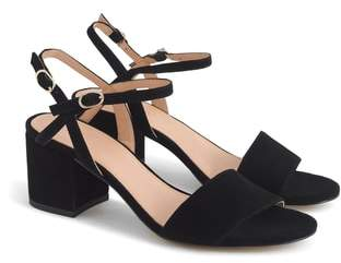 J.CREW STRAPPY LADY ALICE - Sandals - black 9nlqi7hnr
