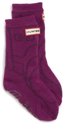 Hunter Boot Slipper Socks