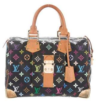 Louis Vuitton Multicolore Speedy 30