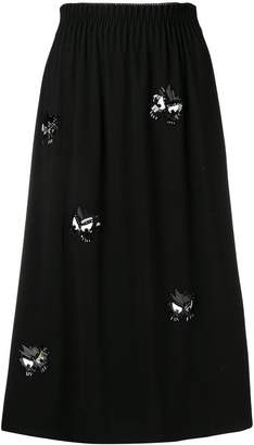 McQ Monster midi skirt