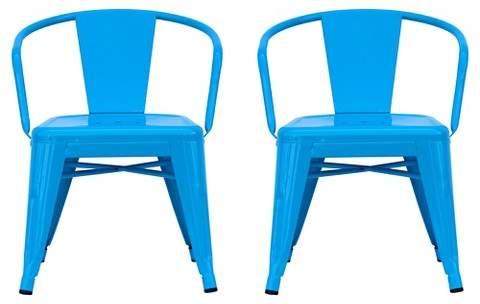 Pillowfort Industrial Kids Activity Chair (Set of 2) 35