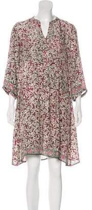 Natalie Martin Knee-Length Bohemian Dress