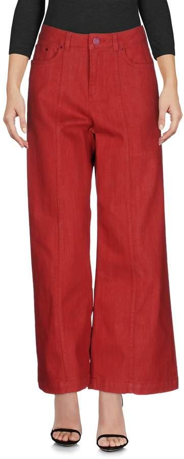 Saloni Denim pants - Item 13024246