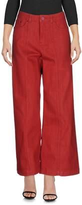 Saloni Denim pants - Item 13024246BH