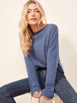 Reformation Cashmere Boyfriend Sweater