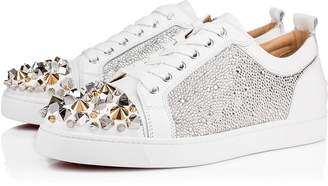 Christian Louboutin Louis Junior Mix Strass