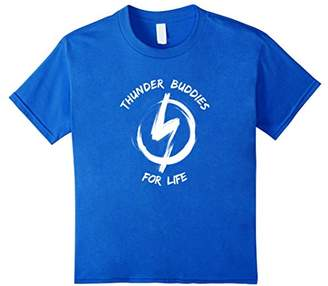 Thunder Buddies Shirt. Thunderstorm T-shirt. Funny Shirt