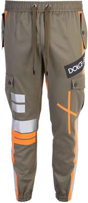 Dolce & Gabbana Multipockets Trousers