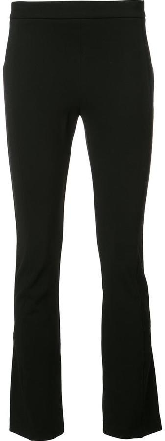GivenchyGivenchy zip cuff cropped trousers