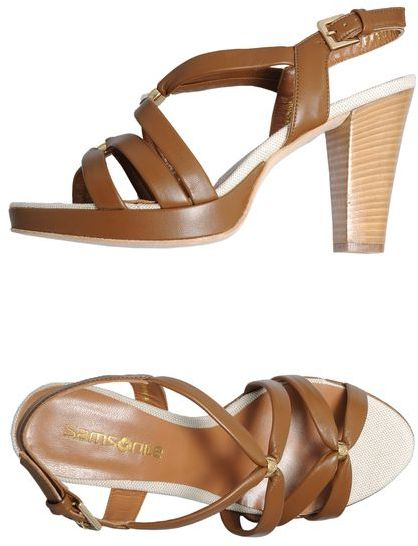 Samsonite FOOTWEAR Platform sandals