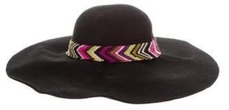 Missoni Wool Floppy Hat