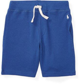 Ralph Lauren Boys 2-7 Cotton Atlantic Terry Short $29.50 thestylecure.com