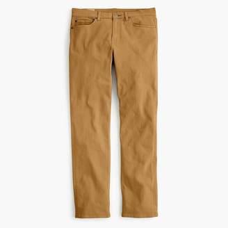 J.Crew 770 Straight-fit jean in stretch garment-dyed denim