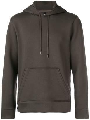 Neil Barrett side zip hoodie