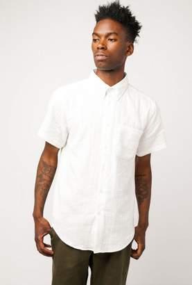Naked & Famous Denim Short Sleeve Shirt