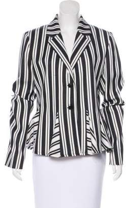 Altuzarra Striped Fluted Blazer w/ Tags