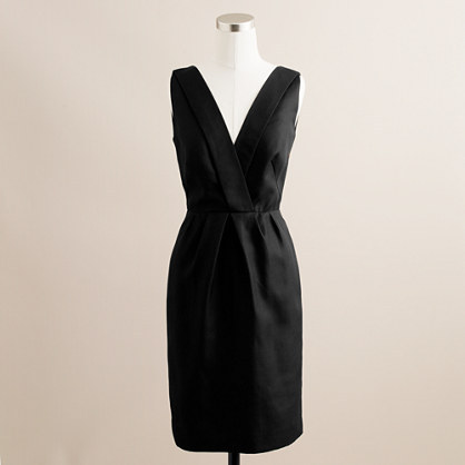 Aveline dress in cotton cady