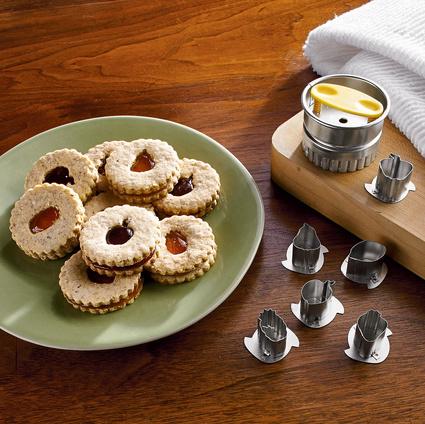 Fruit Medley Cookie Cutter Set