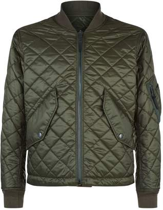 Burberry Reversible Military Jacket