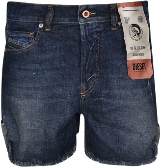 Diesel Turn-up Midi Shorts